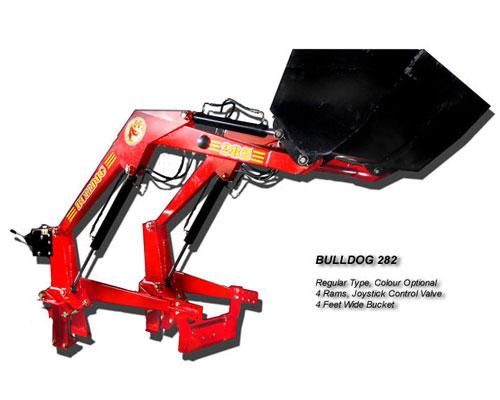 Implements Details Bulldog 282
